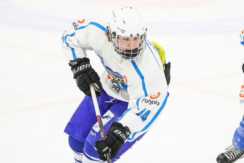 U18 SM: Pohjalainen siivittää Pelicansin ylivoimapeliä