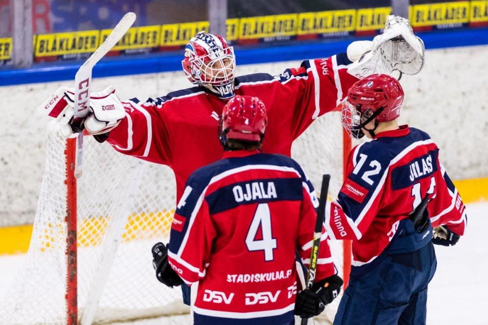 Galleria: HIFK vahva kotikaukalossaan – Jokipojille tappio U16 SM-sarjan lauantaikierroksella