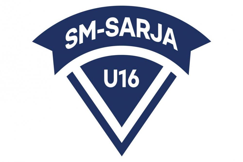 U16 SM-sarjan kauden 2020-21 palkitut pelaajat ja tähtikentät