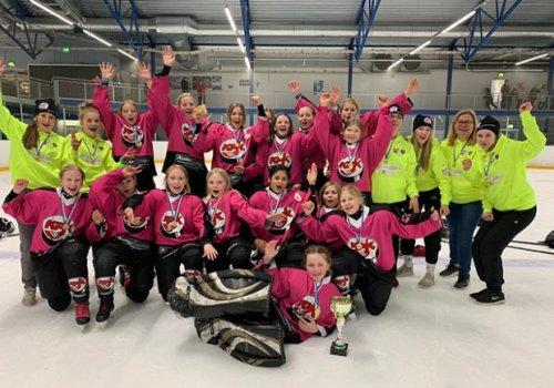 2019 Mini Aurora Cup pelattu - Katso joukkuekuvat!