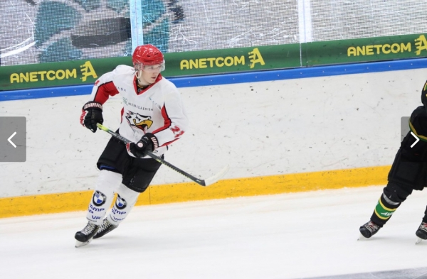 Aleksi Käyrä nauttii isosta roolista Sportin U20-joukkueessa