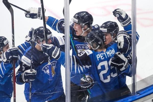 Tässä on vuoden 2022 nuorten MM-kisojen lohkojako – Nuoret Leijonat pelaa jälleen Edmontonissa