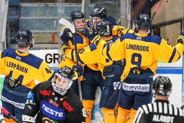 Maalikooste: Näin Lukko voitti U20 SM-sarjan mestaruuden – Jesse Ruotsi iski mestaruusmaalin