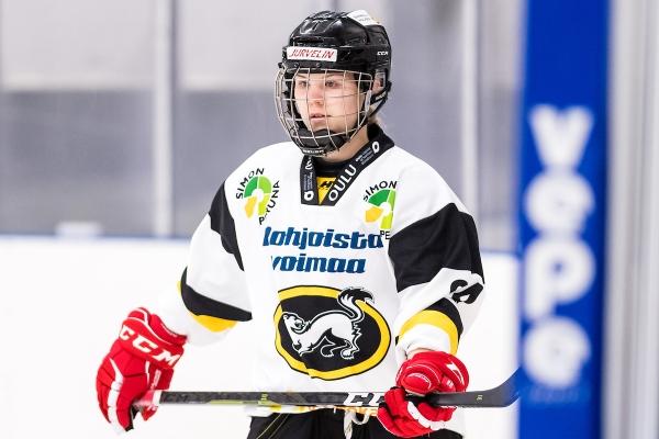 Parhaan tulokkaan palkinnon pokannut Anna-Kaisa Antti-Roiko pelasi tehokkaan läpimurtokauden