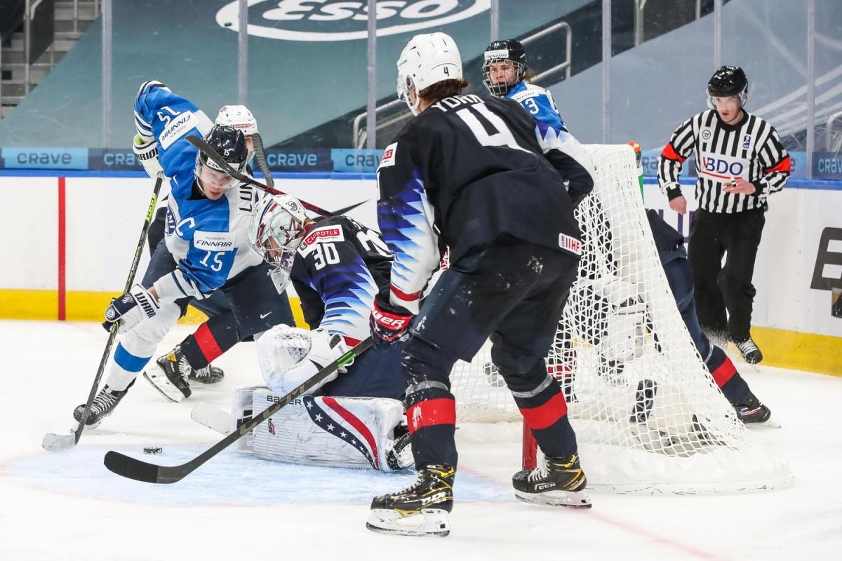Suomi Venäjä U20