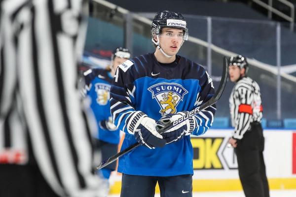 Ville Heinola valittiin nuorten MM-kisojen tähtikenttään – Tältä näyttää All Stars