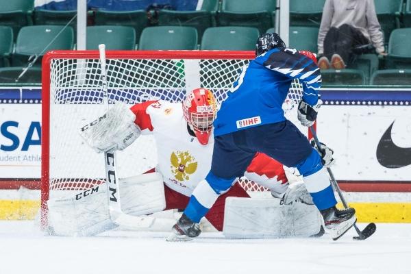 Kuvagalleria: Venäjä Pikkuleijonia vahvempi MM-kisojen välieräottelussa