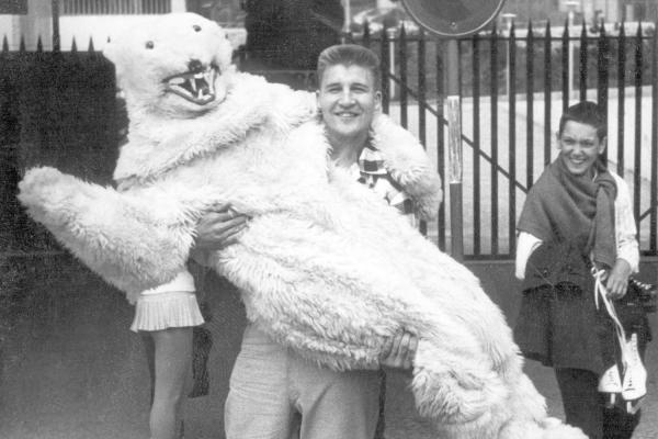 Kaksi karhua kohtasivat...