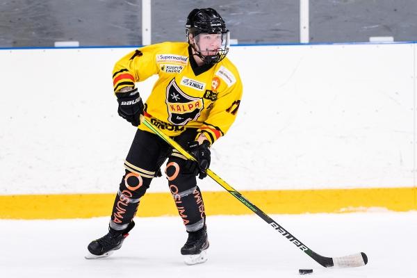 Kovalla tahdilla pisteitä takova Johanna Juutilainen palasi takaisin KalPaan ja pyrkii uransa ensimmäisiin finaaleihin