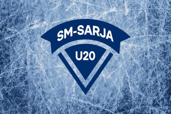 Maalikooste: U20 SM: Kärpät kotivoittoon Sportia vastaan Raksilassa