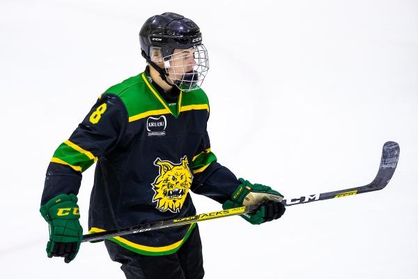 U20 SM: Ilveksen Otto Heinonen tottui nopeasti U20-puolustajan tonttiin